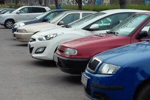 Na sídlisku Rybníky 5 má pribudnúť takmer 200 parkovacích miest.