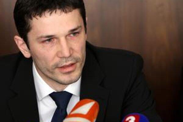 Kamil Krnáč by už čoskoro mohol byť riaditeľom NBÚ.