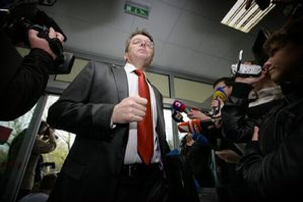 Minister financií Ivan Mikloš.