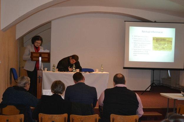 Počas konferencie sa účastníci dozvedeli aj o histórii.