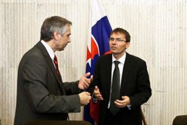 Treba dodržať to, na čom sa vzájomne dohodneme, zdôrazňuje Galko.