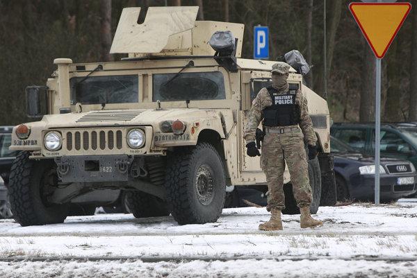 Do Poľska už prišla asi tisícka amerických špeciálnych síl.