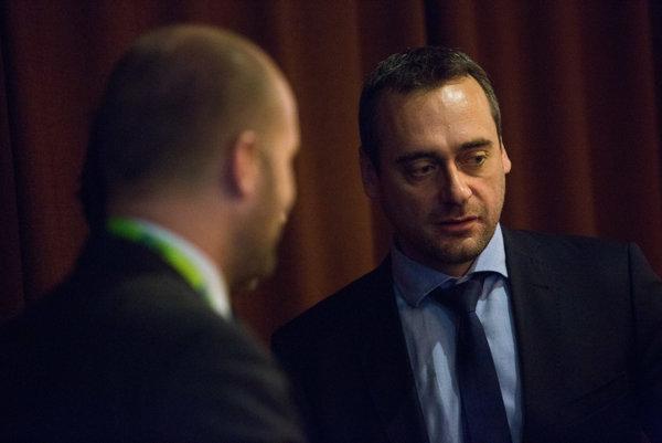 Člen strany SaS Jozef Rajtár.
