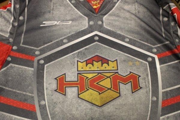 Špeciálne dresy HKM