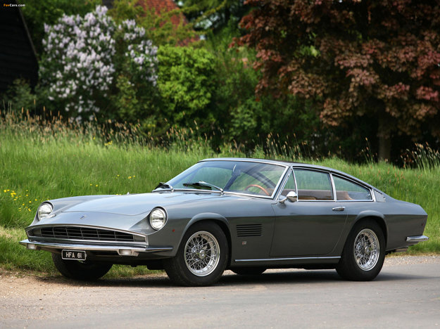 1967 Monteverdi  High Speed 375 S (karosáreň Frua)