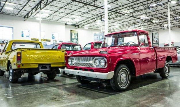 Toyota Stout z roku 1967