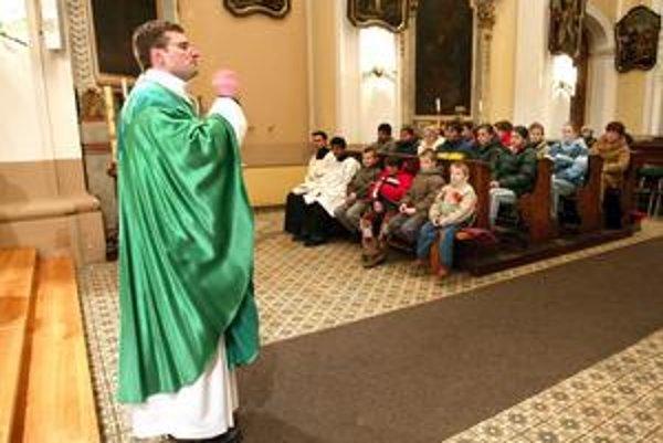 Katolícka cirkev už pred sčítaním ľudu rozbieha kampaň.