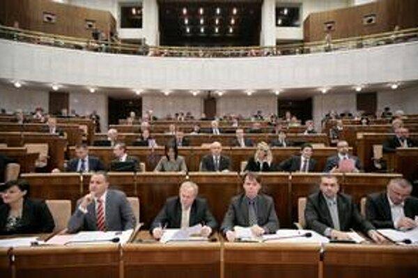 V parlamente koalícia podľa šéfa klubu SaS dohaduje už len drobnosti.