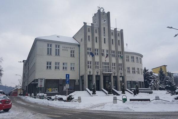 Mestský úrad Čadca.