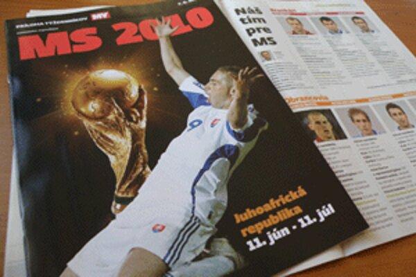 Kompletný servis k futbalovému šampionátu nájdete v prílohe Hornonitrianskych novín.