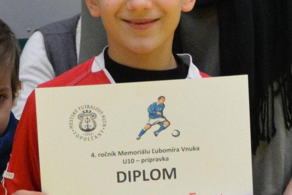Topoľčany na domácom turnaji obsadili piate miesto.