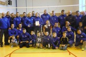 Členovia zápasníckeho klubu Slávia Snina sa stretli, aby zhodnotili uplynulý kalendárny rok.