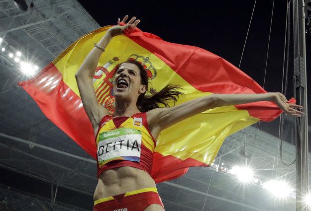 Do Banskej Bystrice príde aj olympijská šampiónka medzi ženami Ruth Beitiová.