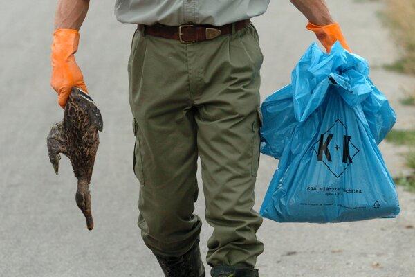 V Levickom okrese bol potvrdený prvý prípad vtáčej chrípky.