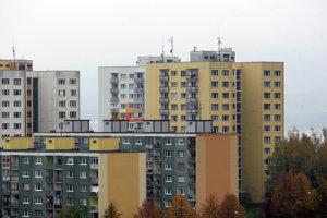 Na nitrianskych Dieloch vyrastie päť bytových domov s 265 bytmi
