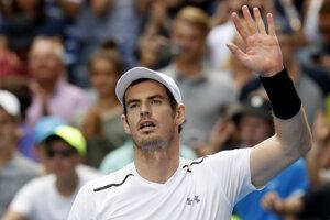 Andy Murray sa v zápase tretieho kola príliš nenatrápil.