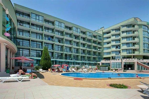 Hotel Palm Beach 4*, Bulharsko -  Zlaté Piesky