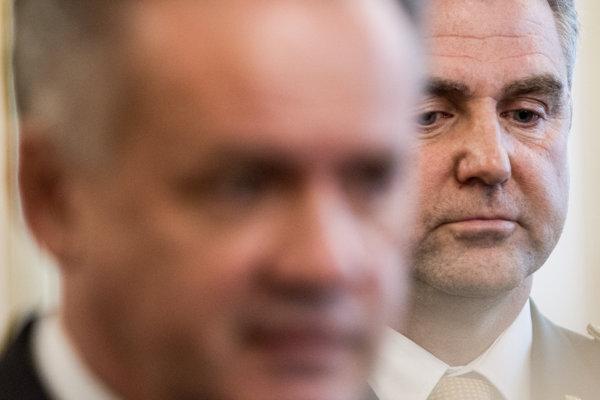 Šéf polície Tibor Gašpar môže podľa prezidenta Andreja Kisku svojimi konšpiračnými aktivitami znížiť dôveryhodnosť polície.