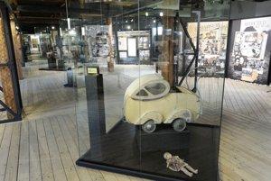 Múzeum holokaustu otvorili 26. januára 2016 v mieste bývalého pracovného koncentračného tábora. Expozíciu v Seredi zriadilo Slovenské národné múzeum – Múzeum židovskej kultúry v spolupráci s Ministerstvom kultúry SR.