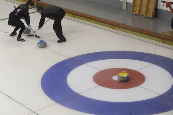 Na Slovensku je curlingovou baštou Martin.
