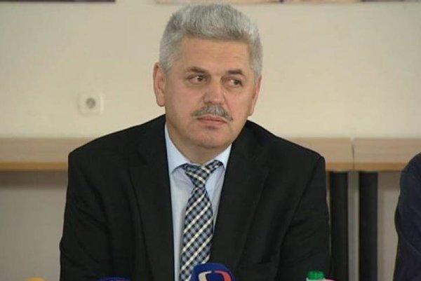 Nový riaditeľ. František Lešundák odišiel z Čiech na Slovensko.