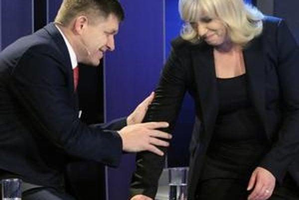 Sadne si po Ficovi na premiérske kreslo po prvý raz žena?