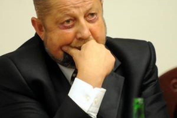 Šéfovia ministerstva spravodlivosti pôjdu po demisii vlády zbierať skúsenosti k Štefanovi Harabinovi.