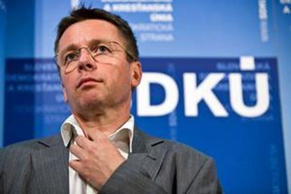 Ivan Mikloš potvrdil záujem o ministerský post.
