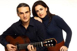Duo Melis. Spríjemnia tohtoročné Prešovské dni gitary.