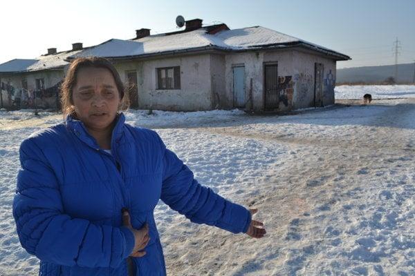Andrea Oláhová by najradšej bývala priamo v Lučenci.