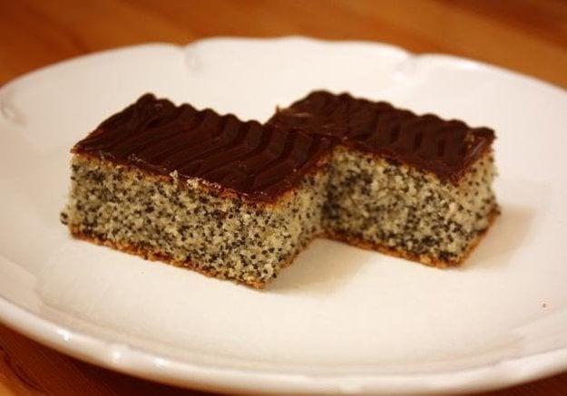 Makový koláč - Lenivá žena
