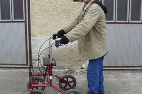 V Lazanoch sú rolátory využívané zatiaľ veľmi málo.