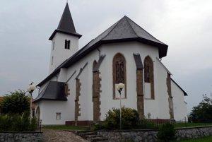 Kostol sv. Vavrinca - diakona v obci Hrabušice.