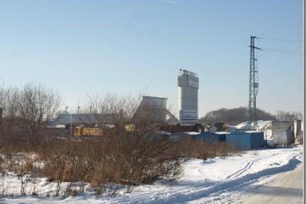Vliptovskomikulášskej priemyselnej zóne vOkoličnom má vyrásť nová obaľovačka asfaltovej zmesi.