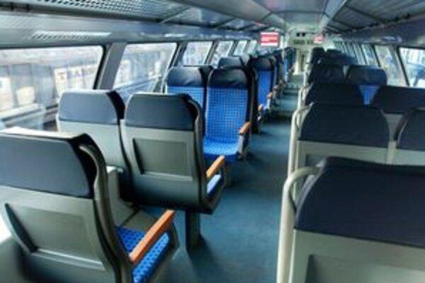 Po Slovensku by mali moderné vlaky jazdiť už v tomto roku.