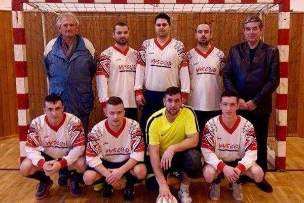 Futbalisti z Bojnej.