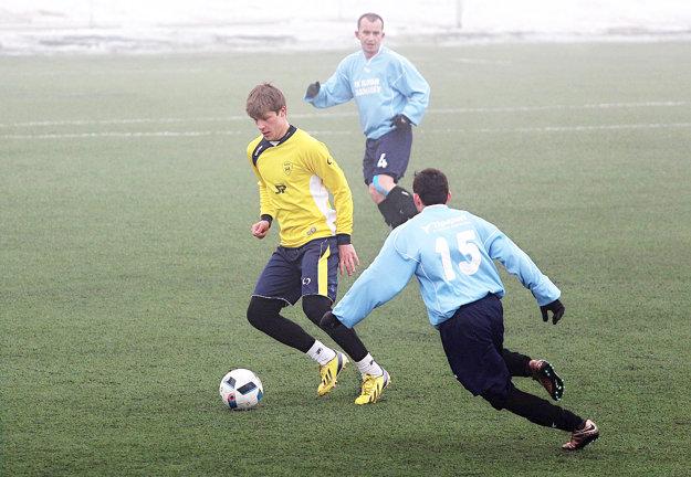Uplynulý týždeň sa Námestovu (v žltých dresoch) proti tímom z Turca darilo.