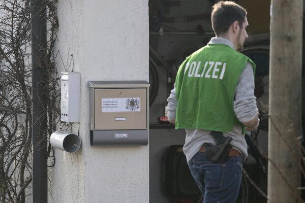 V Nemecku prebiehajú razie proti hnutiu Ríšski občania.