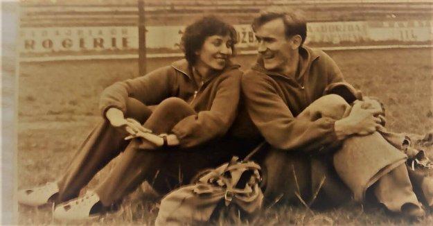 Ružena a Ladislav Pažákovci.