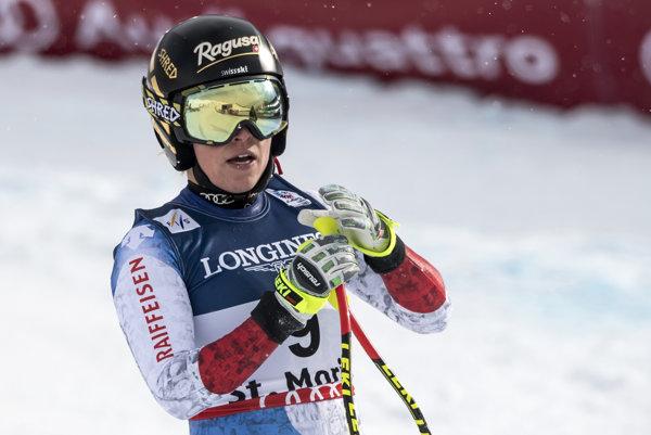 Lara Gutová si už v tejto sezóne nezajazdí.