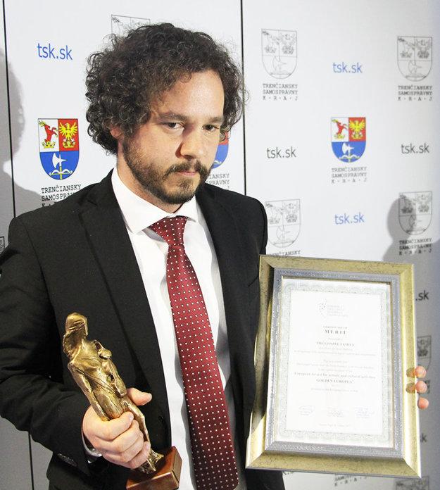 Ocenenie vedúceho súboru Juraja Horta potešilo.