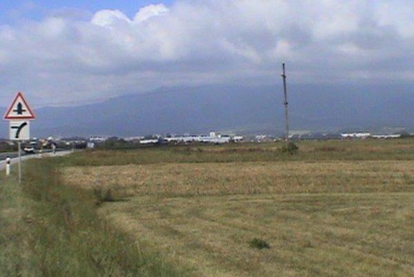 Východný priemyselný park Martin.