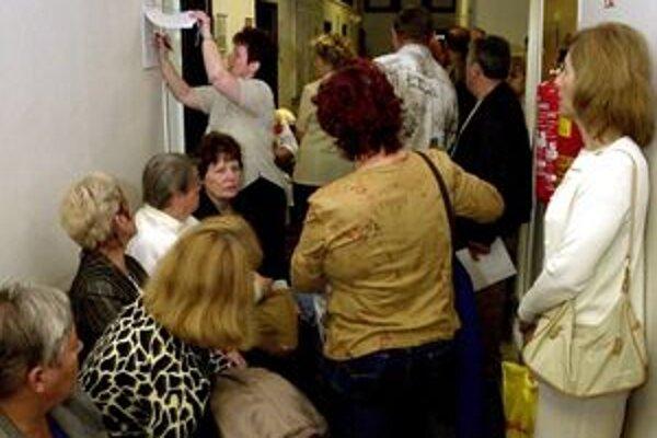 V regióne je 4445 nezamestnaných žien.