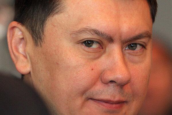 Bývalý kazašský veľvyslanec v Rakúsku Rachat Alijev.
