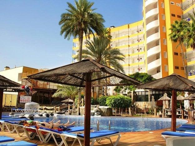 Hotel Maritim Playa 3*, Kanárske ostrovy
