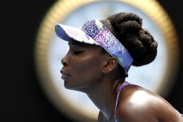 Venus Williamsová.