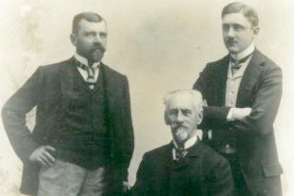 Rodina Sacherovcov.