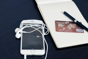 Mobily nahrádzajú hotovosť aj platbu kartou.