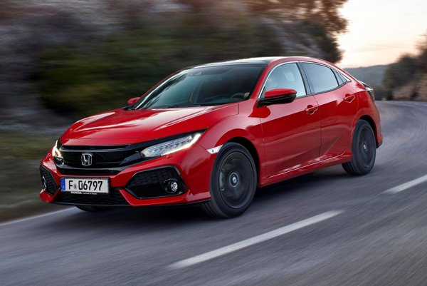 Honda Civic desiatej generácie