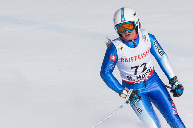 Tereza Jančová prežíva vydarený šampionát.